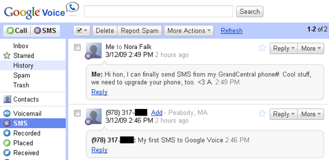 how to make conference call on google voice